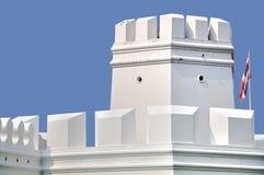 Wall at Grand Palace Stock Image