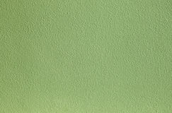 Wall with green paint pattern paint Royalty Free Stock Image