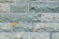 Wall of hewn stone Stock Photography