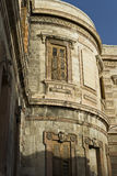 Wall Holy Sepulchre church Royalty Free Stock Photography