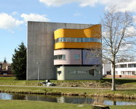 Wall House. Groningen Royalty Free Stock Image