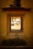 A wall of Jaipur, India Royalty Free Stock Photos