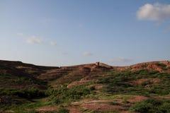 The wall of Jodhpur Royalty Free Stock Photography
