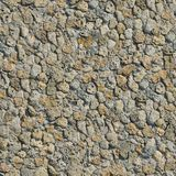 Wall Laid Out by a Sandstone. Seamless Texture.