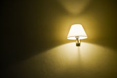 Wall Lamp Royalty Free Stock Photo