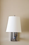 Wall lamp Royalty Free Stock Photos