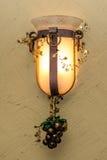 Wall lamp Stock Photography
