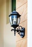 Wall lamp. Stock Photography