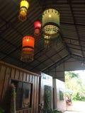 Wall lamp Stock Photos