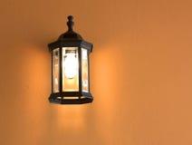 Wall lamp Stock Image