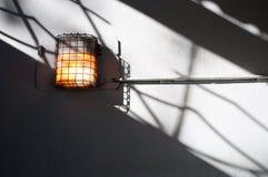 Wall lantern Stock Photos
