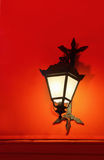 Wall lantern Stock Photography