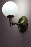 Wall light Stock Image