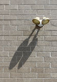 Wall light Stock Images