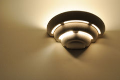 Wall Light Fixture Stock Photos