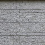 Wall of light texture tiles, stylized in appearance as a brick. One of the types of wall decoratio. N stock photo