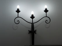 Wall Light Royalty Free Stock Photography