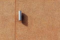 Wall Lighting on Brown Concrete Wall Royalty Free Stock Images