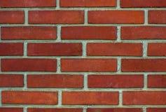 Wall made of brick Royalty Free Stock Photo