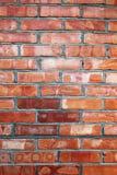 Wall made of bricks. Stock Image