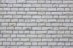 Wall made of bricks as background Stock Image
