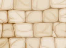 A wall made of bricks Stock Photography