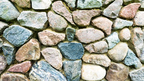 Wall made of natural stones background. Wall made of natural stones Royalty Free Stock Images