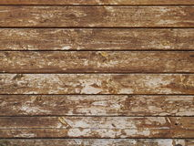Wall made of old wooden boards Stock Image