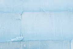 Icewall as texture Stock Photography