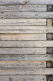 Wall made of timber. Wood plank texture background Royalty Free Stock Images