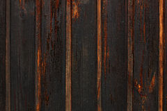 Wall made of  wood Royalty Free Stock Images