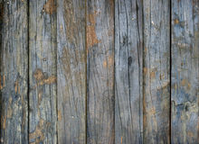Wall made of wooden planks Royalty Free Stock Photos