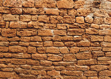 Wall. Mallorca fortress in the beautiful Spain Royalty Free Stock Photography