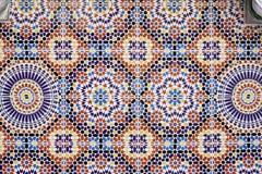 Wall of medina in meknes Royalty Free Stock Photography