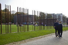 Wall Memorial Royalty Free Stock Photo