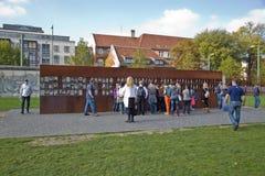Wall Memorial Stock Image
