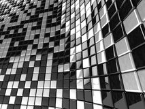 Wall of mosaic Royalty Free Stock Photo