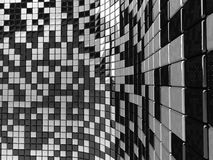 Wall of mosaic Royalty Free Stock Photos