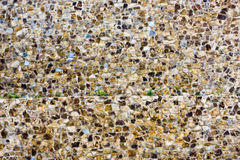 Wall mosaic Stock Photos