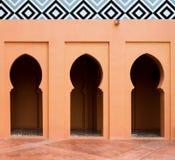 Wall of mosque Stock Photos
