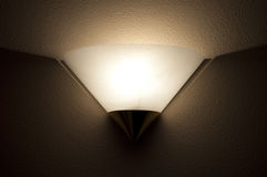 Wall Mounted Light Royalty Free Stock Photography