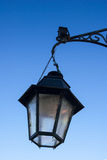Wall Mounted Street Lamp Stock Photography