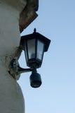 Wall Mounted Street Lamp Royalty Free Stock Image