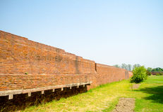 Wall  Royalty Free Stock Photo
