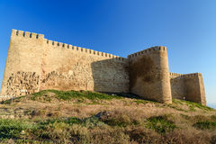 Wall in Naryn-Kala fortress. Derbent. Republic of Dagestan, Russia Royalty Free Stock Image
