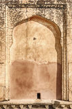 Wall Niche At The Amber Fort Stock Photography