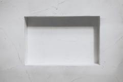 Wall niche Stock Image