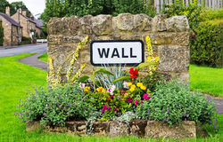 Wall, Northumberland, England Royalty Free Stock Photo