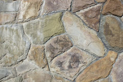 Free Wall Of Natural Stone Stock Photos - 97240273