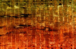 Wall. Old art color red Royalty Free Stock Images